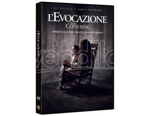 L' EVOCAZIONE - THE CONJURING HORROR DVD