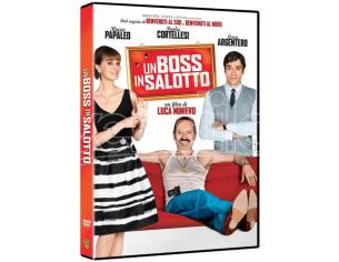 UN BOSS IN SALOTTO COMMEDIA - DVD
