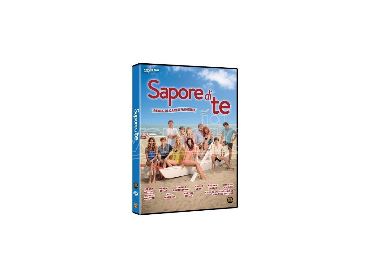 SAPORE DI TE COMMEDIA - DVD