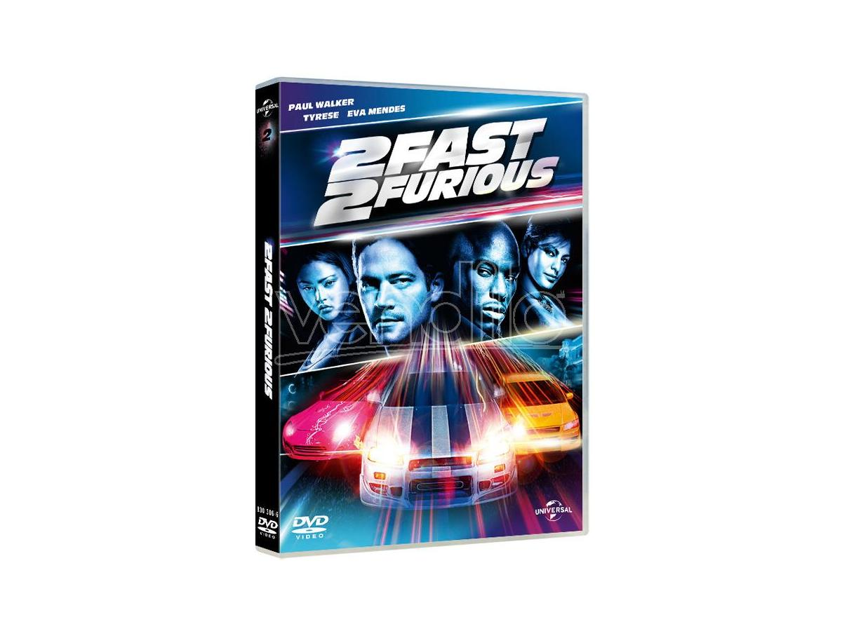 2 FAST & FURIOUS AZIONE AVVENTURA - DVD