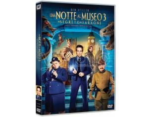 NOTTE AL MUSEO 3: IL SEGRETO DEL FARAONE AZIONE AVVENTURA - DVD