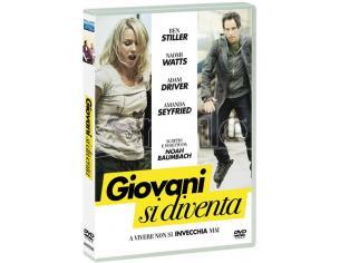 GIOVANI SI DIVENTA COMMEDIA - DVD