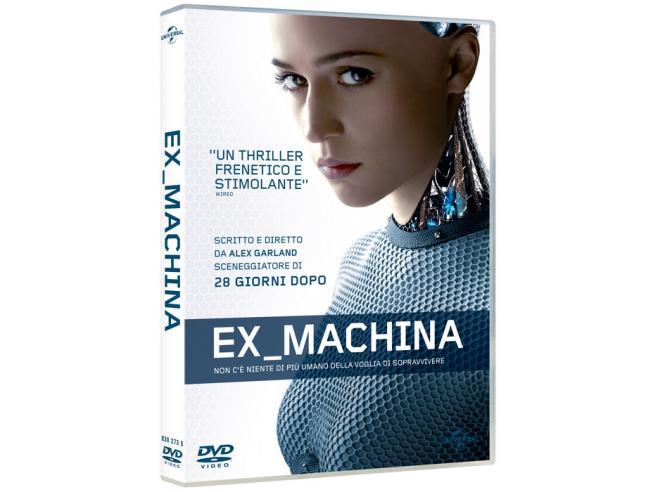 EX MACHINA FANTASCIENZA - DVD