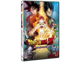 DRAGON BALL Z - LA RISURREZIONE DI F ANIMAZIONE DVD