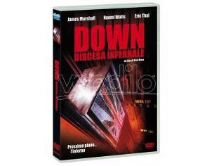DOWN - DISCESA INFERNALE THRILLER DVD