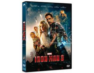 IRON MAN 3 AZIONE - DVD