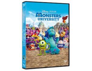 MONSTERS UNIVERSITY ANIMAZIONE - DVD