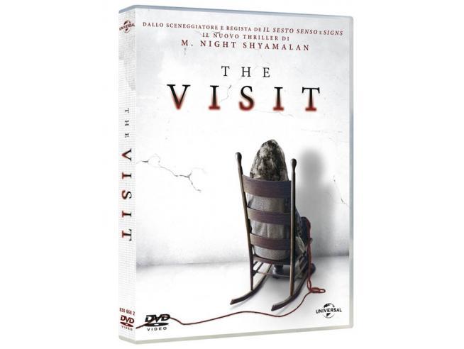 THE VISIT HORROR - DVD