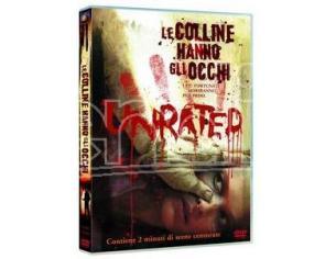 LE COLLINE HANNO GLI OCCHI HORROR - DVD