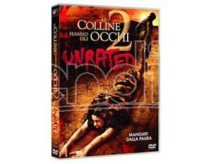 LE COLLINE HANNO GLI OCCHI 2 HORROR - DVD