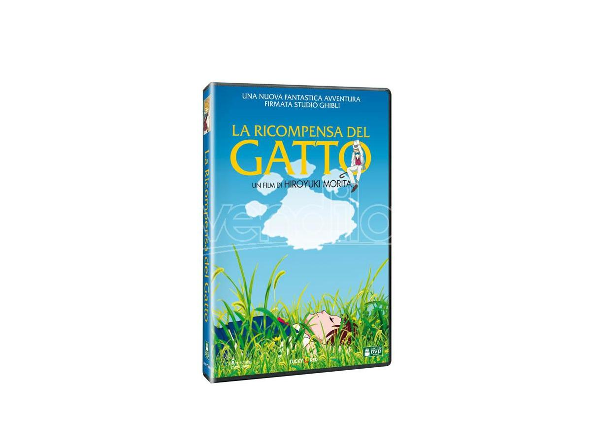 LA RICOMPENSA DEL GATTO ANIMAZIONE - DVD