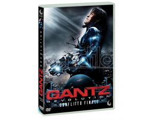 GANTZ - REVOLUTION FANTASCIENZA DVD