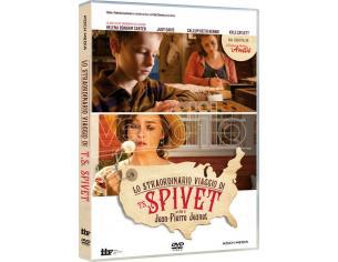 LO STRAORDINARIO VIAGGIO DI T.S. SPIVET AVVENTURA - DVD