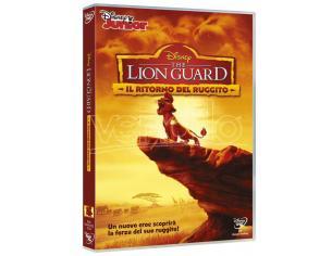 THE LION GUARD - IL RITORNO DEL RUGGITO ANIMAZIONE DVD