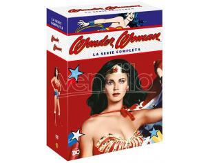 WONDER WOMAN - LA SERIE COMPLETA AZIONE DVD