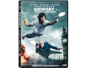 GRIMSBY: ATTENTI A QUELL'ALTRO COMMEDIA - DVD
