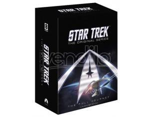 STAR TREK ORIGINAL SERIES - STAGIONI 1-3 AZIONE AVVENTURA DVD