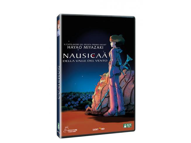 NAUSICAA DELLA VALLE DEL VENTO ANIMAZIONE - DVD