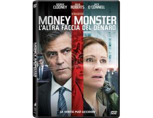 MONEY MONSTER: L'ALTRA FACCIA DEL DENARO THRILLER - DVD