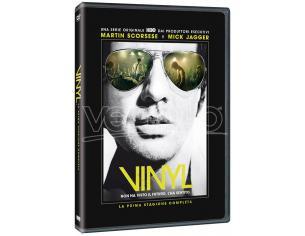 Vinile - Stagione 1 Drammatico Dvd
