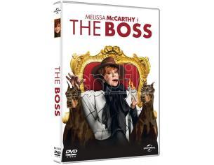 THE BOSS COMMEDIA - DVD