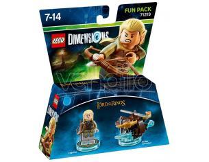 LEGO DIMENSIONS FUN PACK LOTR LEGOLAS - TOYS TO LIFE