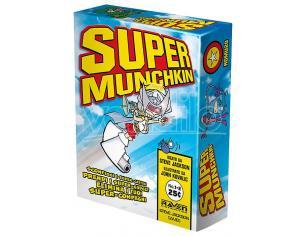 SUPER MUNCHKIN - ED. ITALIANA GIOCHI DA TAVOLO TAVOLO/SOCIETA'