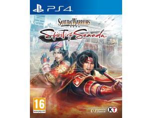 SAMURAI WARRIORS - SPIRIT OF SANADA AZIONE PLAYSTATION 4