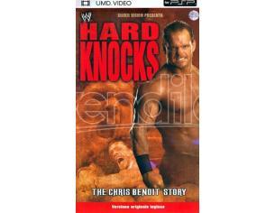 WWE CHRIS BENOIT: HARD KNOCKS SPORTIVO - DVD