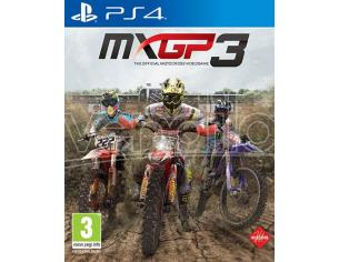 MXGP3 - THE OFFICIAL MOTOCROSS VIDEOGAME GUIDA/RACING PLAYSTATION 4