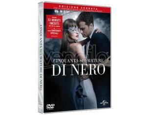 CINQUANTA SFUMATURE DI NERO DRAMMATICO - DVD