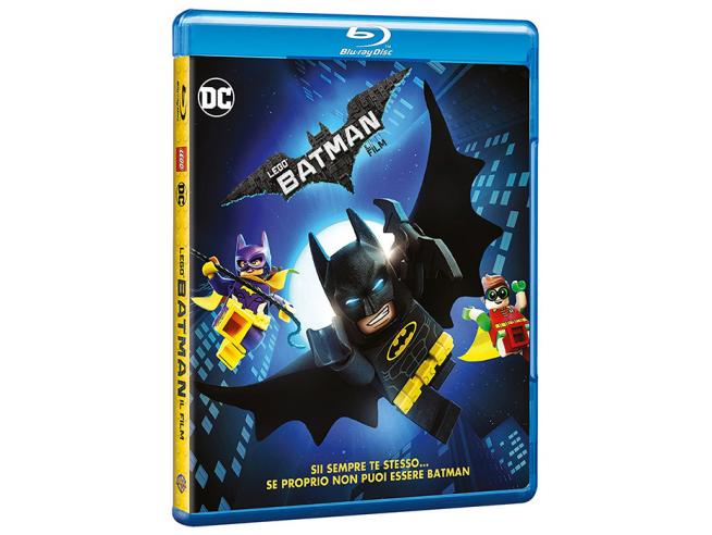 LEGO BATMAN ANIMAZIONE - BLU-RAY