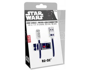 TRIBE CAVO MICRO USB 1,2M R2-D2 CAVETTERIA - MOBILE/TABLET