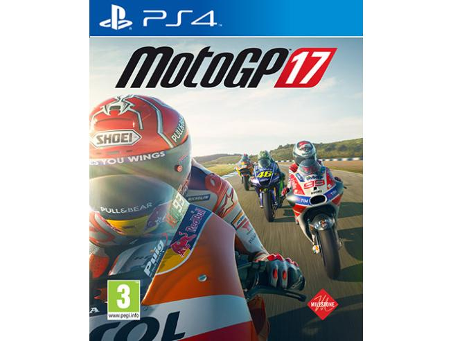 MOTO GP 17 GUIDA/RACING - PLAYSTATION 4