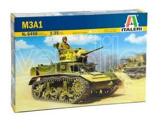 Italeri IT6498 M3A1 KIT 1:35 Modellino