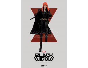 THREE A TOYS BLACK WIDOW 12INCH AF (ASHLEY WOOD) ACTION FIGURE