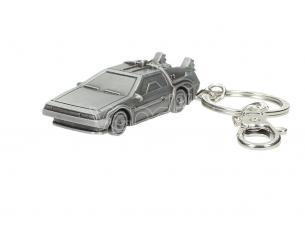 Ritorno Al Futuro Delorean 3d Metallo Portachiavi Sd Toys