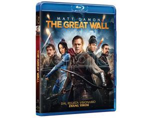 THE GREAT WALL AZIONE AVVENTURA - BLU-RAY