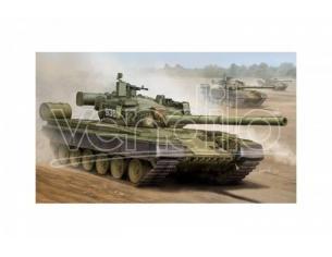Trumpeter TP5565 CARRO RUSSIAN T-80B MBT KIT 1:35 Modellino