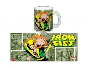 Semic Marvel Retro S.2 Iron Fist Tazza