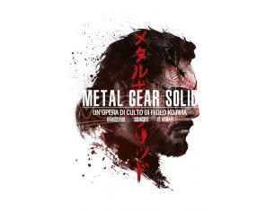 Metallo Gear Solid - Un'opera Di Culto... Libri/romanzi Guide/libri