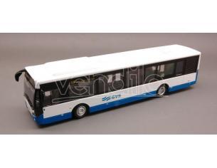 HOLLAND OTO UH1069 VDL CITEA AUTOBUS GVB WHITE/BLUE 1:50 Modellino