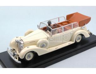 Rio Ri4490p Mercedes 770k 1938 Cream W/figure Eva Braun E Guard 1:43 Modellino