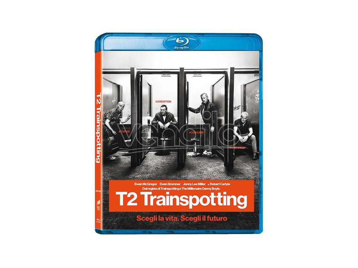 T2 TRAINSPOTTING DRAMMATICO - BLU-RAY
