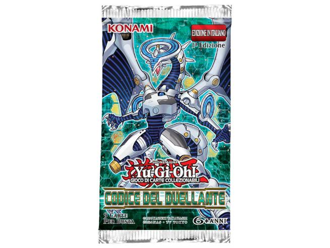 Yu-gi-oh! Codice Del Duellante Bustoa Carte - Da Gioco/collezione