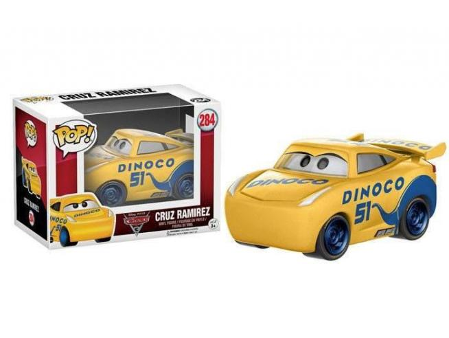 Cars 3 Funko POP Disney Vinile Figura Cruz Ramirez 9 cm