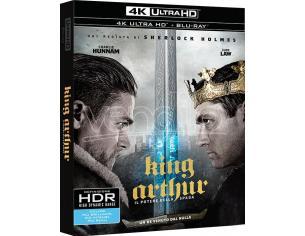 KING ARTHUR:IL POTERE DELLA SPADA (4K U) AZIONE - BLU-RAY