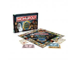 Gioco da Tavolo Monopoly Signore degli Anelli Versione Italiana Winning Moves