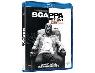 SCAPPA - GET OUT HORROR BLU-RAY