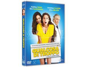 QUALCOSA DI TROPPO COMMEDIA - DVD